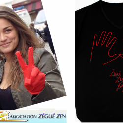 """Zégué Zen !"" Laura Shab"