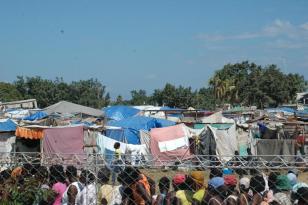 Collecte pour Haïti (cyclones 2008)