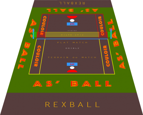 Le As'ball, jeu sportif de Zégué Zen